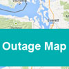 Check areas for power outages